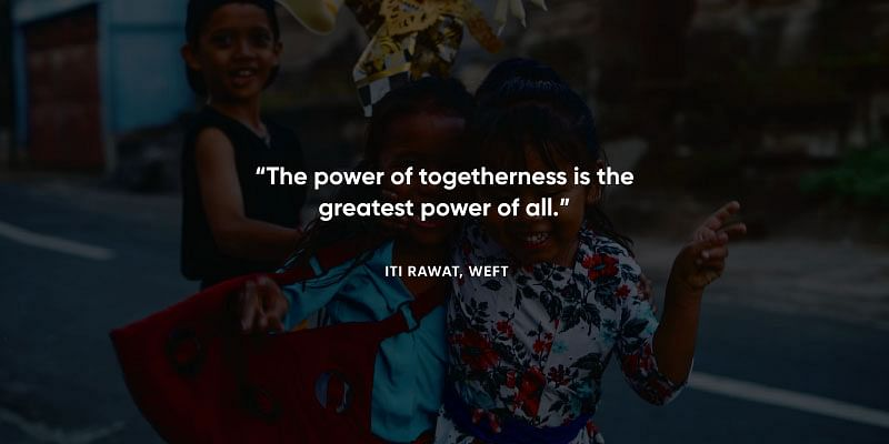 The power of togetherness
