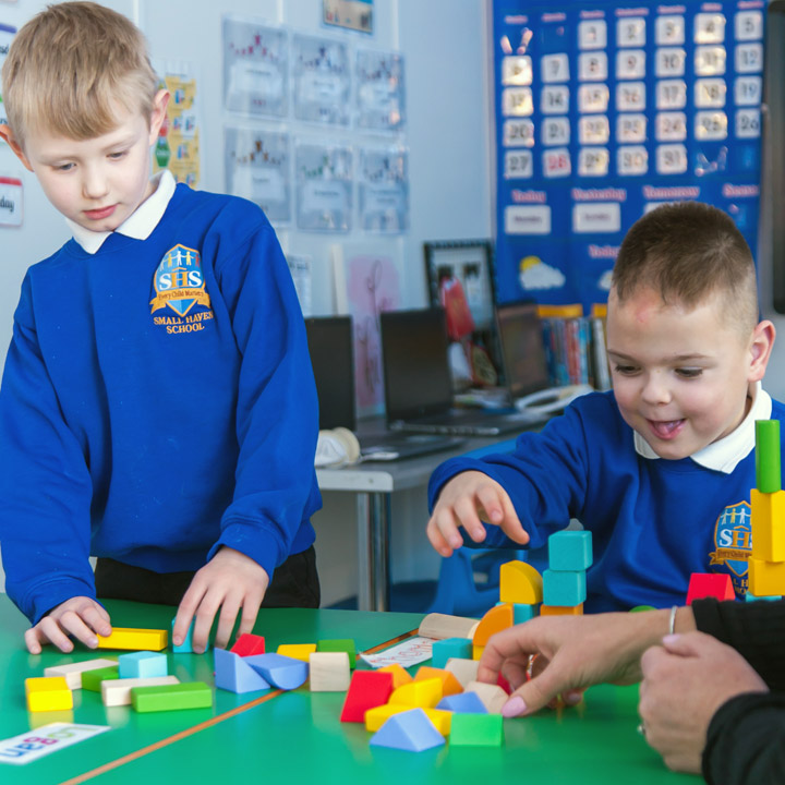 Ofsted quotes on Small Haven School